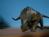 Bronze Triceratops
